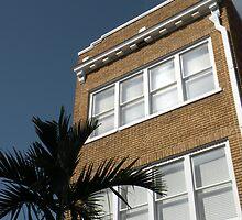 The Old Brick Building by Rosalie Scanlon