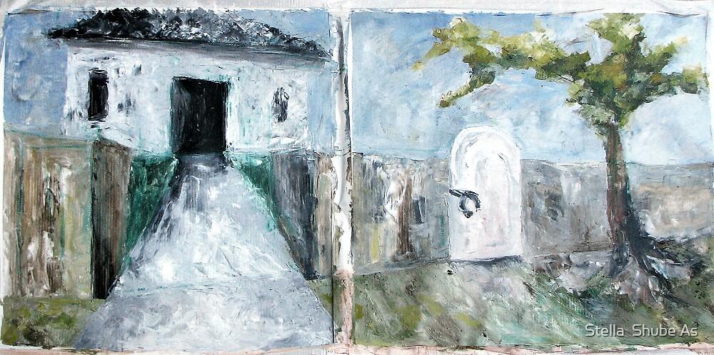 Gate by Stella  Shube As