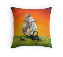 A(u)nt Eater Throw Pillow