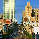 SAN FRANCISCO Series #3 by pat gamwell