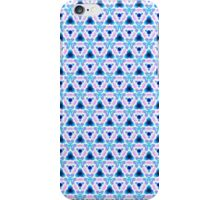 Tri-Blue - iPhone/iPod Case iPhone Case/Skin