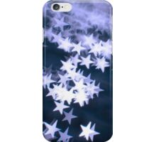 Cool Blue Stars - iPhone Cover iPhone Case/Skin