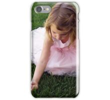 Two Little Ladybugs In The Grass iPhone Case/Skin
