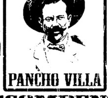 Pancho Villa Sticker