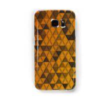Fiery Triangles Samsung Galaxy Case/Skin