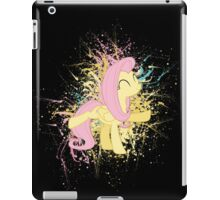 Fluttershy Paint Splatter iPad Case/Skin
