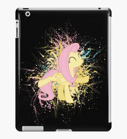 Fluttershy Paint Splatter iPad Case/Skin