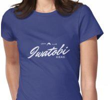 Iwatobi High School Swim Club Womens Fitted T-Shirt