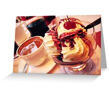 Yummers Greeting Card