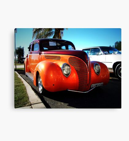 Shiney beauty Canvas Print