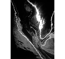 Lightning Strikes Twice Photographic Print