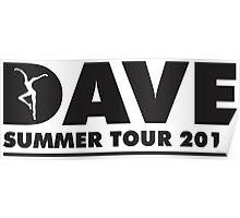 Dave Matthews Summer Tour 2015 Poster
