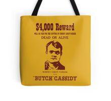 Butch Cassidy Tote Bag