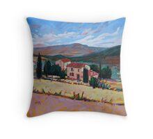Chianni Hills Throw Pillow
