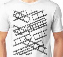 Film strip multiple Unisex T-Shirt