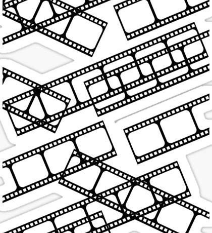 Film strip multiple Sticker