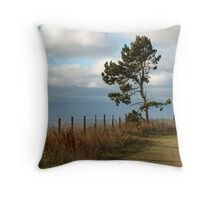 The Outpost Throw Pillow