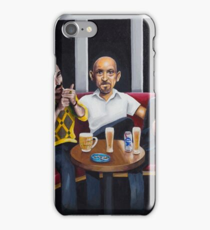 A night out with the Lads iPhone Case/Skin