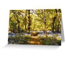 everdon woods Greeting Card