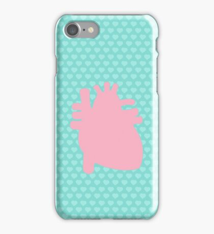 Pastel Heart iPhone Case/Skin