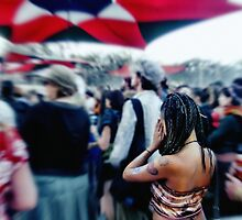 Peace within the Dancefloor by webgrrl