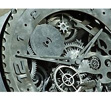 TIME after TIME Photographic Print