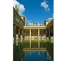 Roman Baths, Bath, England Photographic Print
