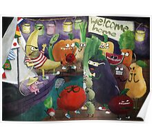 Uncle Banana come back home! Poster