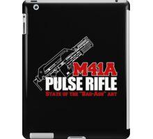 M41A Pulse Rifle State of the Badass Art iPad Case/Skin