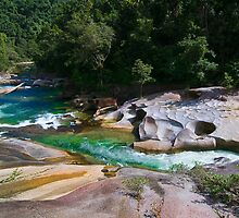 Journey down the Boulders - Far North Queensland by Karen Willshaw