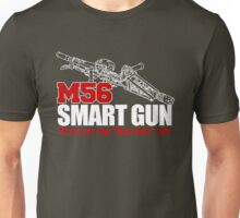 M56 Smartgun State of the Bad Ass Art Unisex T-Shirt