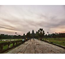 Angkor Wat : Cambodia Photographic Print