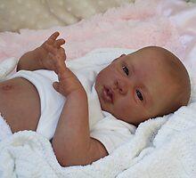 vienna reborn doll by Cassie Peek