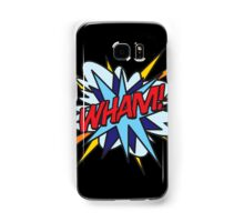 Comic Book WHAM! Samsung Galaxy Case/Skin