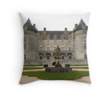French Renaissance Throw Pillow