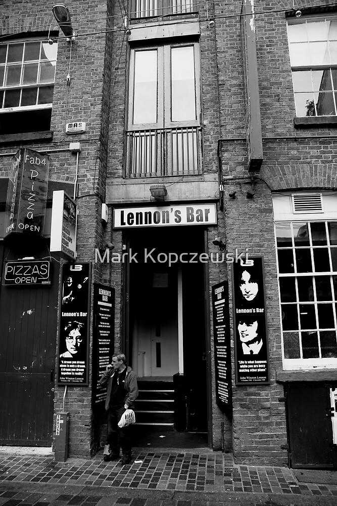 Lennon's Bar by Mark Kopczewski