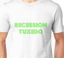 Recession Tuxedo Unisex T-Shirt