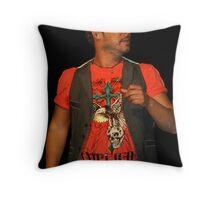 Christos Dantis Throw Pillow