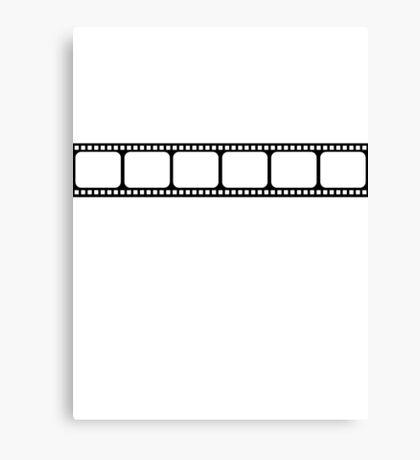 Film strip Canvas Print