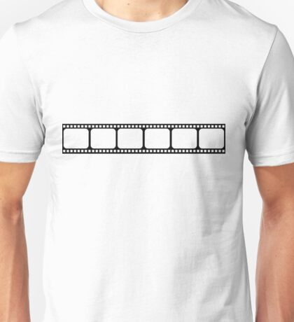 Film strip Unisex T-Shirt