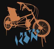 Retro Icon by Scott Simpson