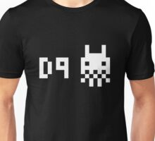 District 9 8 bit Unisex T-Shirt