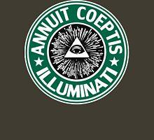 Anti Illuminati - Annuit Coeptis Unisex T-Shirt