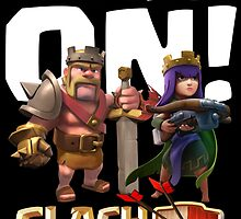 Clash ON! - HEROES  by renegade1984