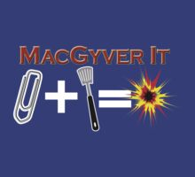 Paperclip Plus Spatula Equals Explosion by McPod