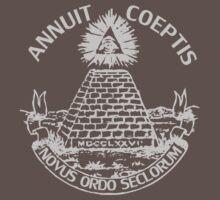 Anti Illuminati - Annuit Coeptis by IlluminNation