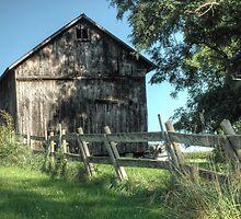 Avon Barn by MShelsby