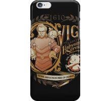 Vigo The Carpathian Babysitting Service iPhone Case/Skin