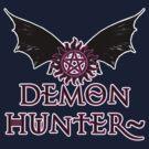 Demon Hunter by RubyFox