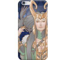 House of Loki: Lady Loki iPhone Case/Skin